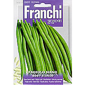 bean - dwarf French (dwarf French bean 'Boby Bianco')