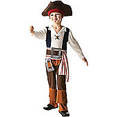Jack Sparrow - Toddler Costume 3-4 years