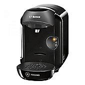 Bosch TAS1252GB 1300w Tassimo Vivy Hot Drinks Machine in Black