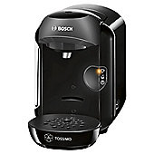 Bosch Tassimo Vivy Coffee Machine, TAS1252GB - Black