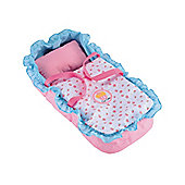 Cup Cake Doll's Carry Cot