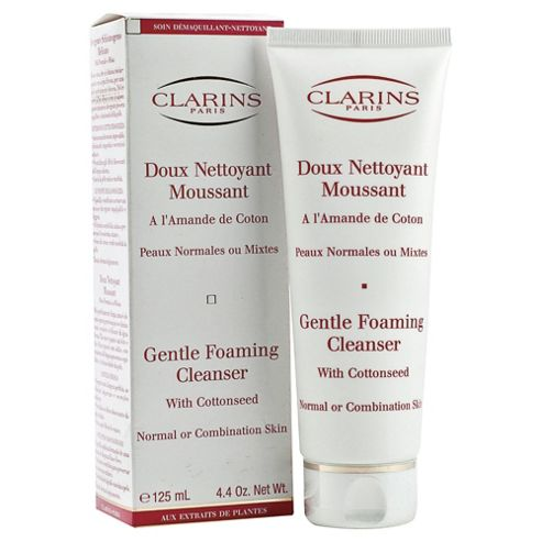 Clarins Gentle Foaming Cleanser (Normal/Comb)