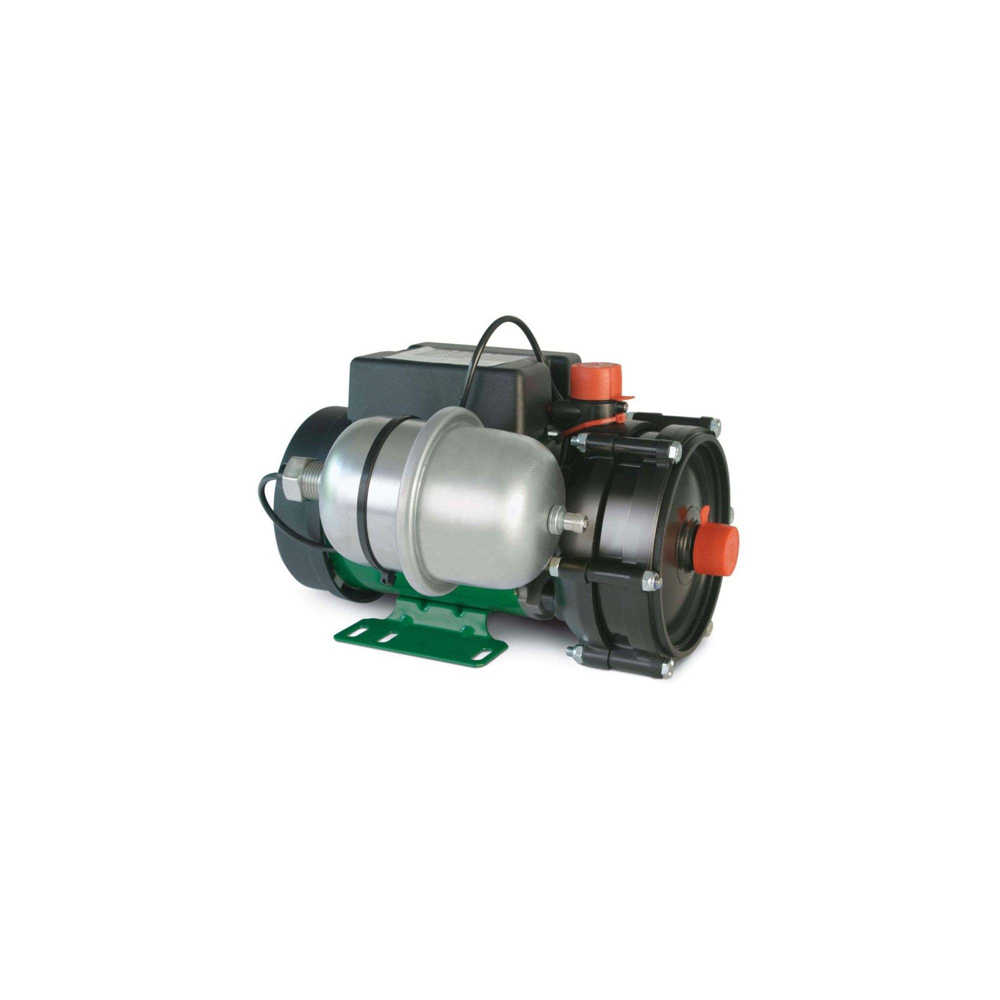 Salamander ESP 80 CPV Single Impeller Shower Pump, Positive or Negative Head, 2.4 Bar at Tesco Direct