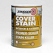 Zinsser Cover Stain - Primer Sealer - 2.5 Litre