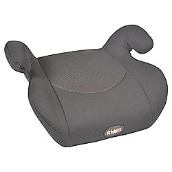 Kiddu Buddy Booster Seat Group 3, Black