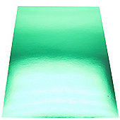 Mirror Boards A4 Green - 10 Pk