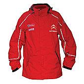 Citroen World Rally 2010 Official Lightweight Team Jacket (XS)