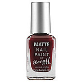 Barry M Matte Nail Paint 2 Crush 10Ml