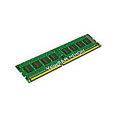 Kingston Technology - Value Ram - 16Gb 1333Mhz Ddr3 Non-Ecc - Cl9 Dimm (Kit Of 2)