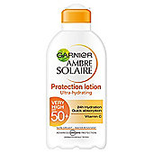 Ambre Solaire Protection Lotion SPF 50 200Ml