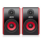Akai RPM500 Bi-Amplified Studio Monitor - Pair