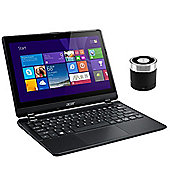 "Acer Travel Mate B116-M 11.6"" Laptop With ACME Mini Portable Speaker"