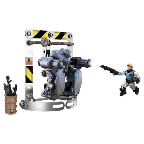 Meccano Gears of War Silverback