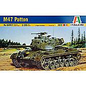 M47 Patton - 1:35 Scale - 6447 - Italeri