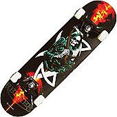 Renner B Series Grim Reaper Complete Skateboard