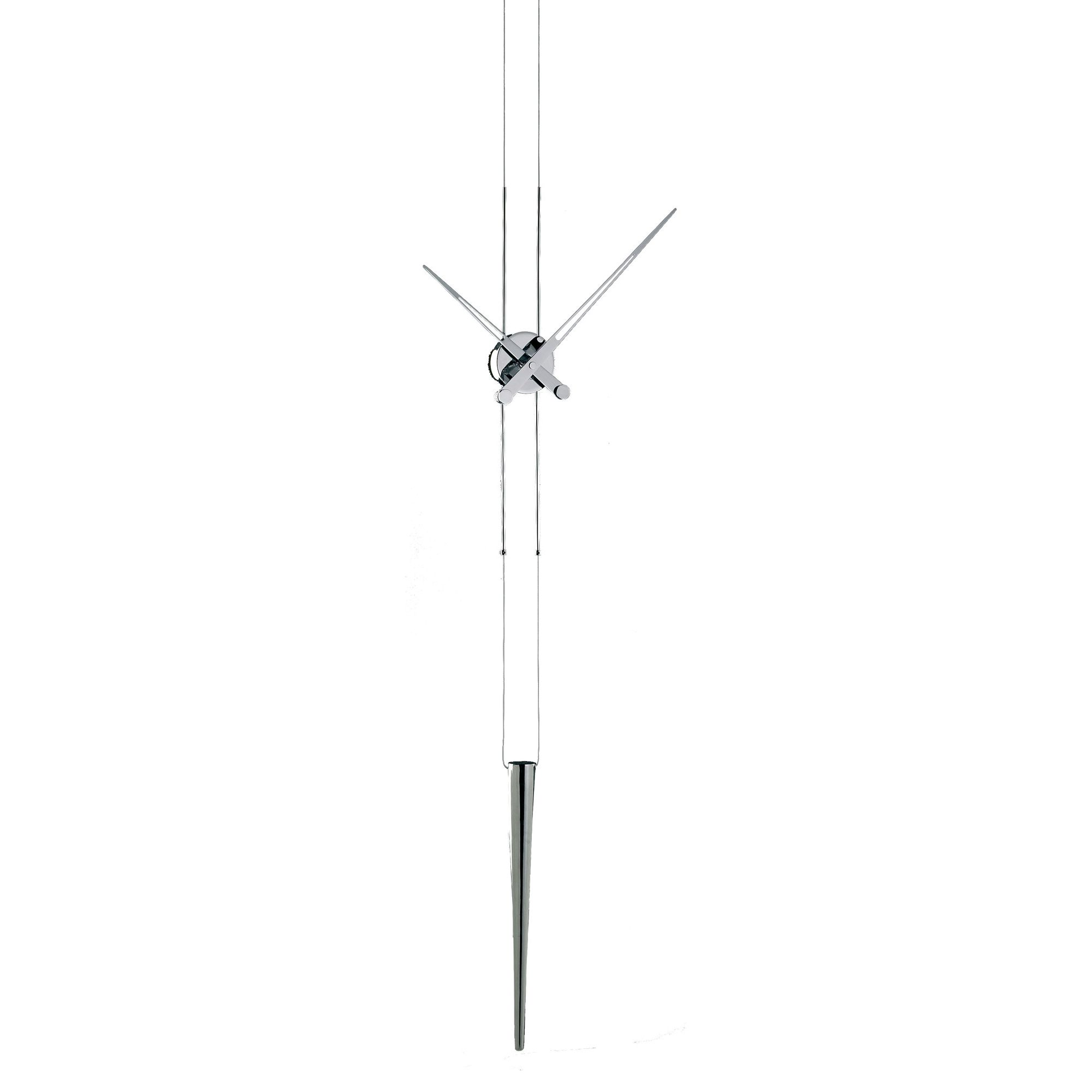 NOMON Péndulo Clock - Chromed at Tescos Direct