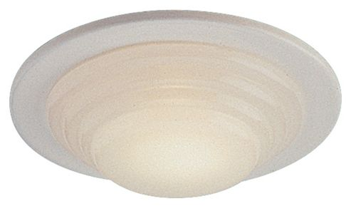 Firstlight Bathroom Downlight in White - 50w Dichroic