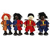 Bigjigs Toys JT120 Heritage Playset Medieval Soldier Set