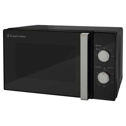 Russell Hobbs RHM2061B Manual 20L Solo Microwave Black