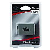 Inov8 Equivalent Digital Camera Battery for CanonLP-E8