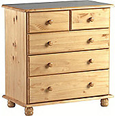 Home Essence Sol 5 Drawer Chest