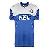 Everton 1986 Home Shirt - Blue