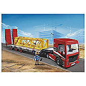 Playmobil Flatbed Trailer