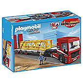 Playmobil 5467 City Action Heavy Duty Flatbed Trailer