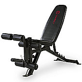 Marcy Eclipse UB9000 Adjustable Weight Bench with Leg Developer