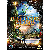 Journey to Dinosaur Island (DVD)