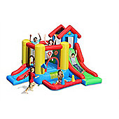 7 in 1 Kids Bouncy Castle Play House