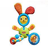 Tiny Love Bunny Trio Toy