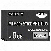 Sony 8GB MS PRO-HG DUO HIGH SPEED