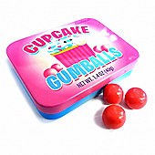 Cupcake Gumballs