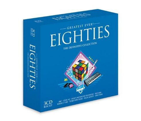 Greatest Ever! Eighties - The Definitive Collection