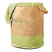 Lupo - Canvas Laundry Storage / Carry Bag - Green