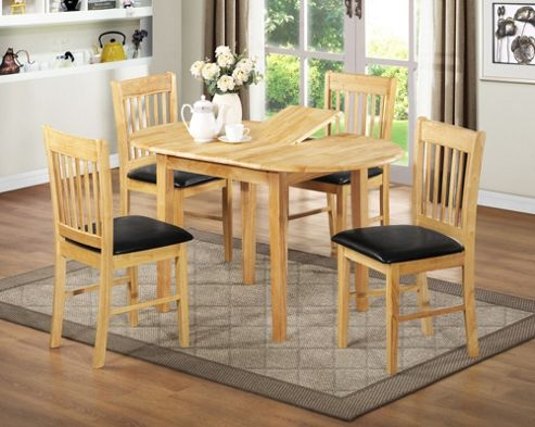 Birlea Chiltern 5 Piece Dining Set