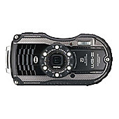 Pentax Optio WG-3 Camera Black 16MP 4xZoom 3.0LCD Wtprf