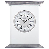 Acctim Thornton Glass Mantle Clock