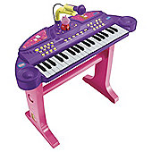 Peppa Pig Freestanding Keyboard (No Stool)