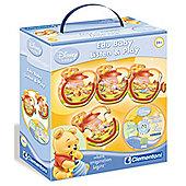 Clementoni Baby Pooh Listen & Play