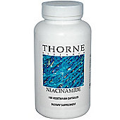 Thorne Research Niacinamide 500Mg 180 Veg Capsules