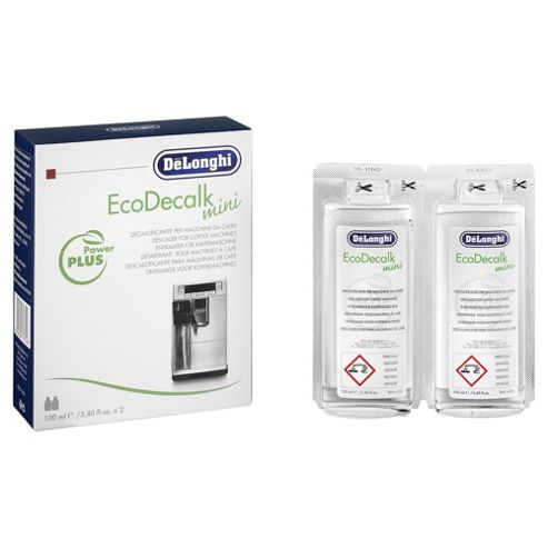 Buy DeLonghi Coffee Machine Descaler from our Bean-to-cup Coffee Machines range - Tesco