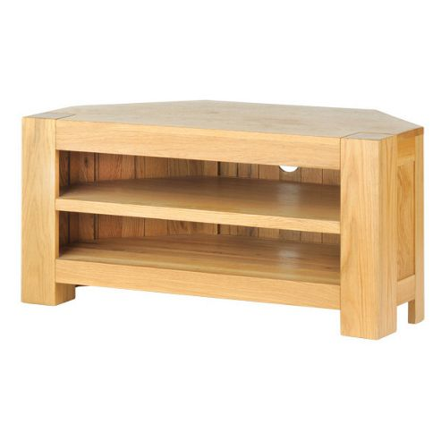 Thorndon Block Corner TV Stand