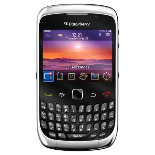 SIM Free Unlocked BlackBerry® Curve™ 9300 Black