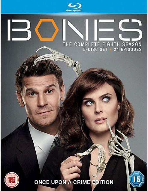 Bones Season 8 (Blu-Ray Boxset)