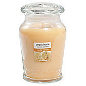 Yankee Candle Jar Vanilla Frosting, Medium