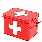 First Aid Storage Tin
