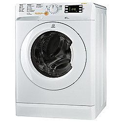 Indesit Innex Washer Dryer, XWDE861680XW, 8KG Load, White