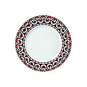 Pied A Terre Persia Jewels Dinner Plate In Multi New